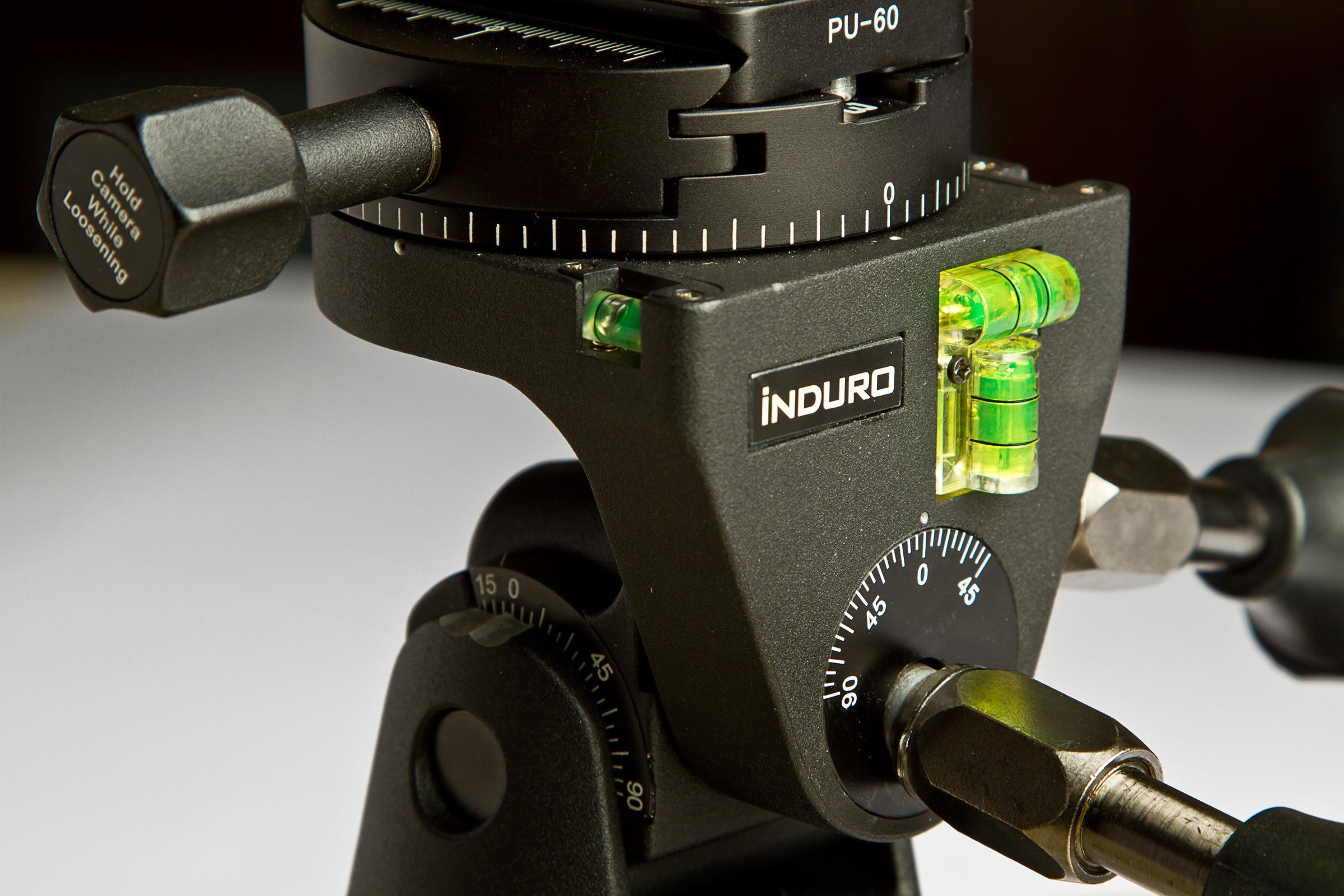 Induro PHQ3: la precisione a 360° in testa!