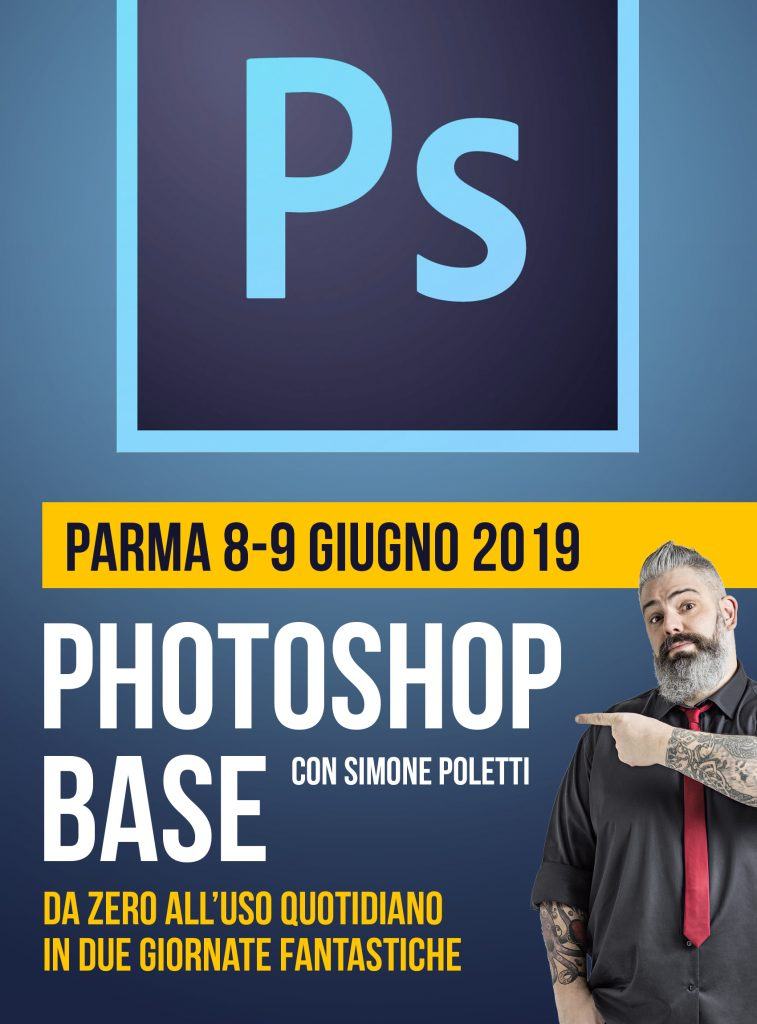 Workshop Photoshop Base 2019