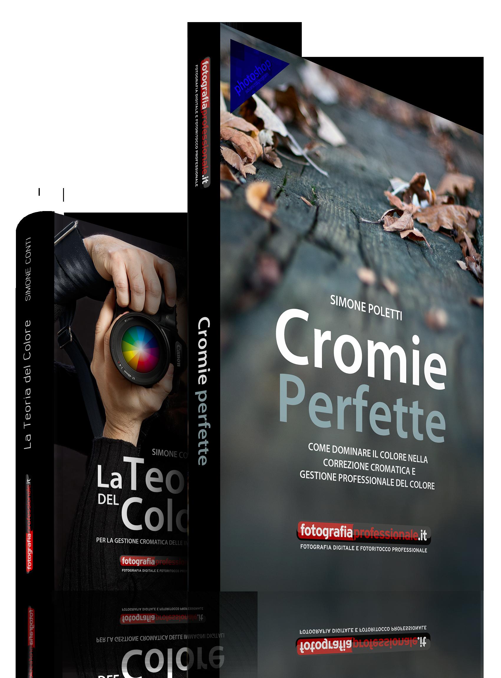 Cromie Perfette + eBook Teoria del Colore
