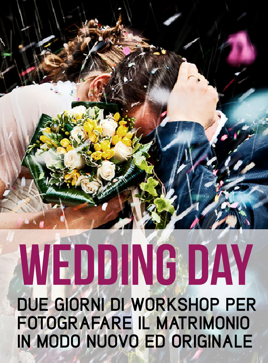 Workshop Wedding Day