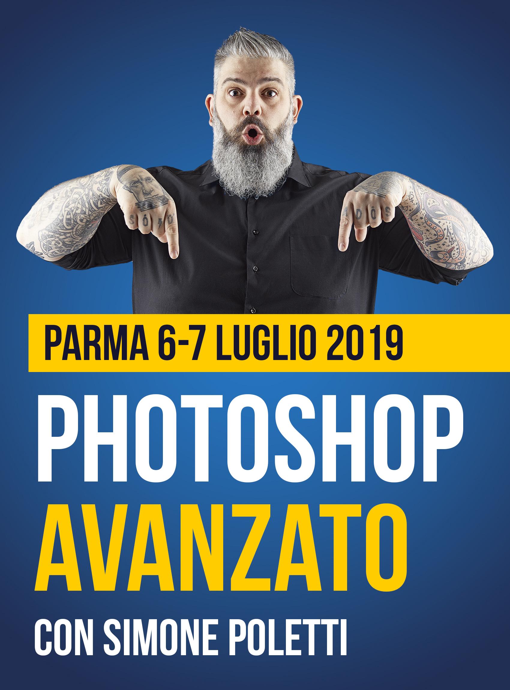 Workshop Photoshop Avanzato