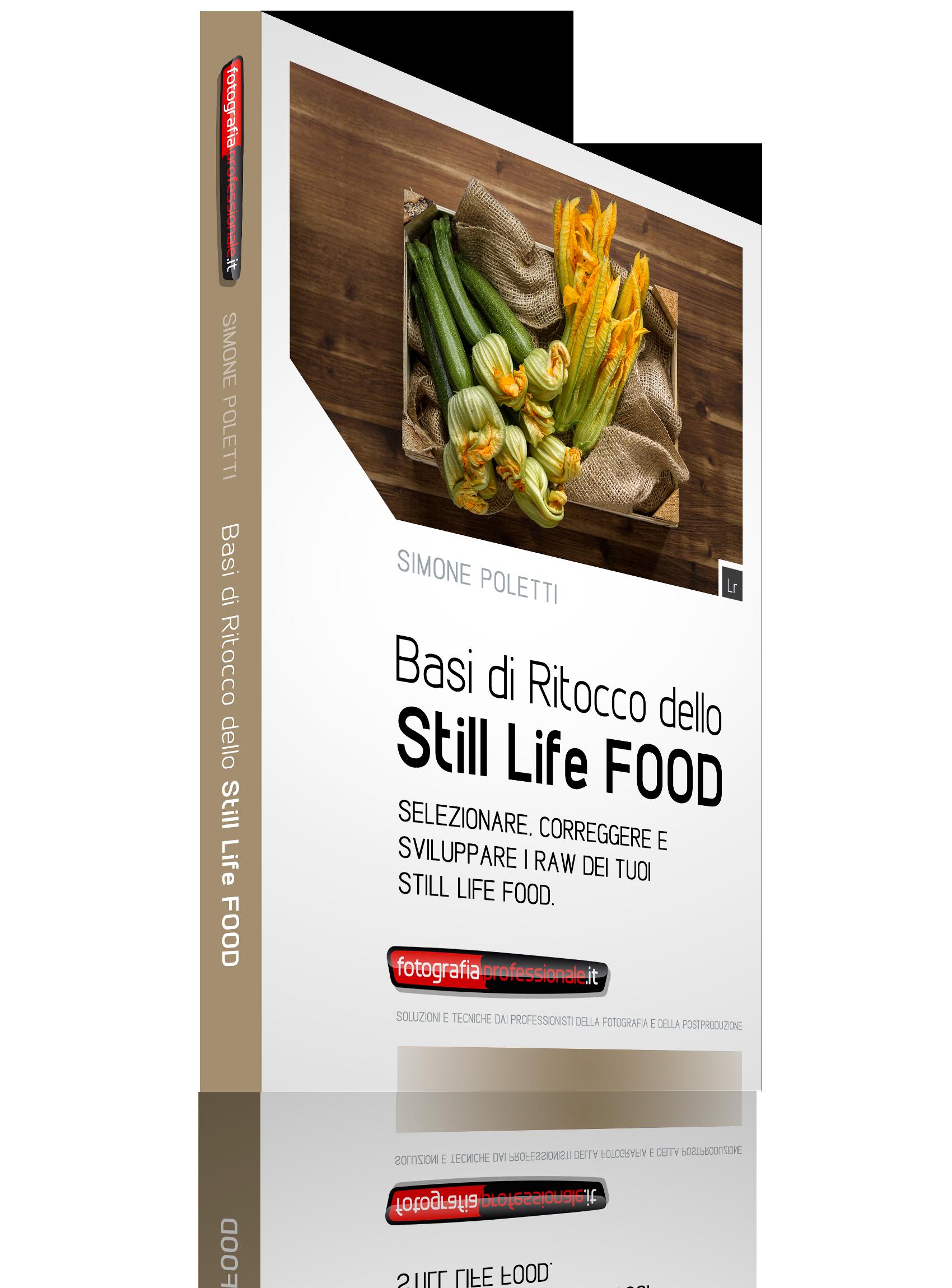 Basi di Ritocco dello Still Life Food