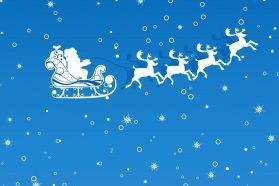 Se Santa Claus fosse il genio della lampada…