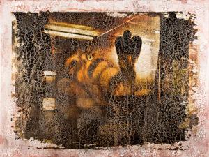 Garage Angel #35 - © Simone Conti (Multiesposizione 35 esposizioni)