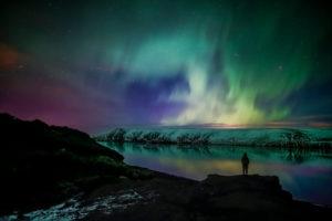 L'abilità tecnica: aurora boreale in Islanda - © Ragnar Th. Sigurdsson, Arctic Images
