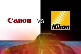 Canon vs. Nikon… al via scatenate l'inferno!