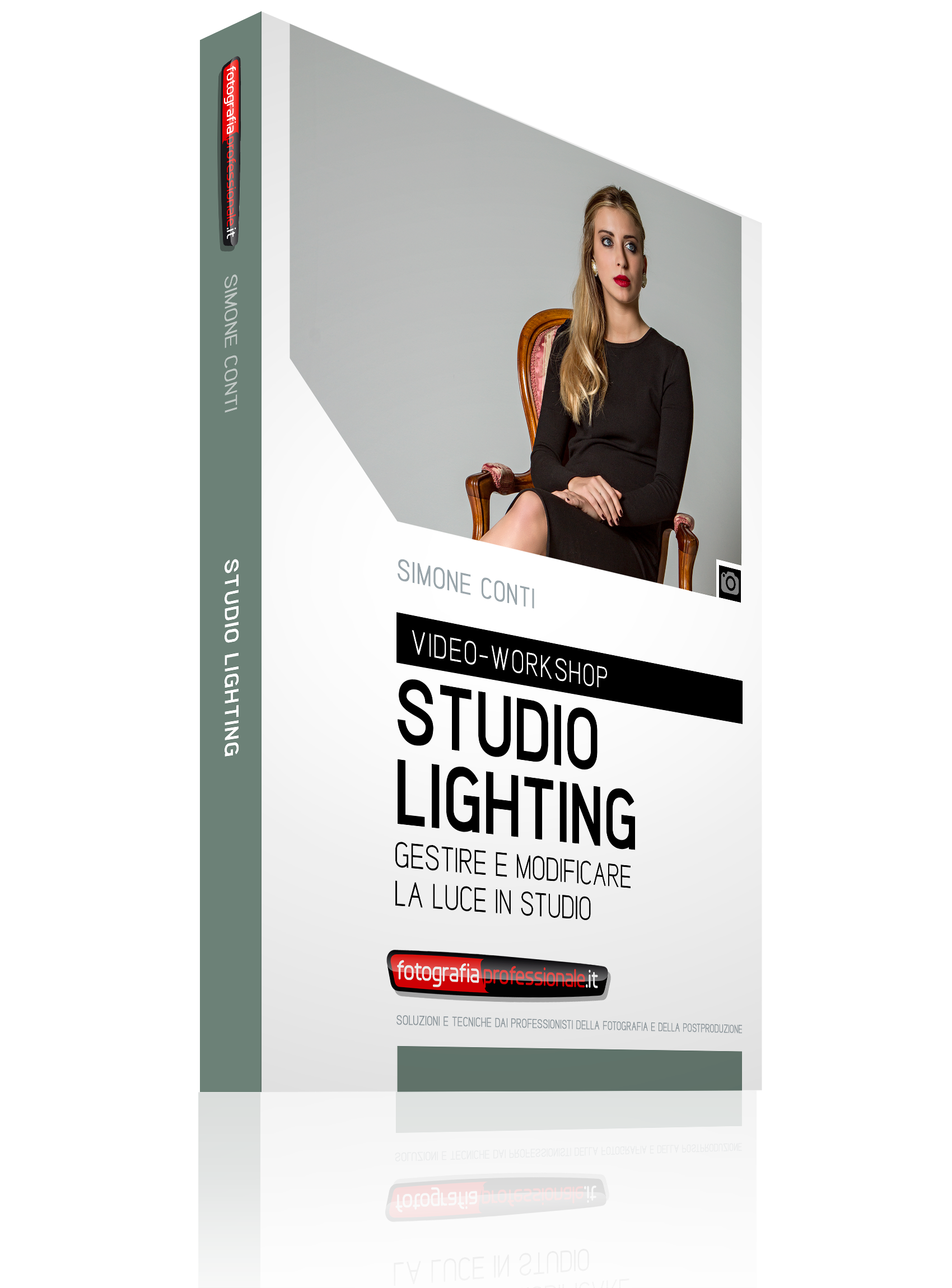 Studio Lighting - Gestire e modificare la luce in studio