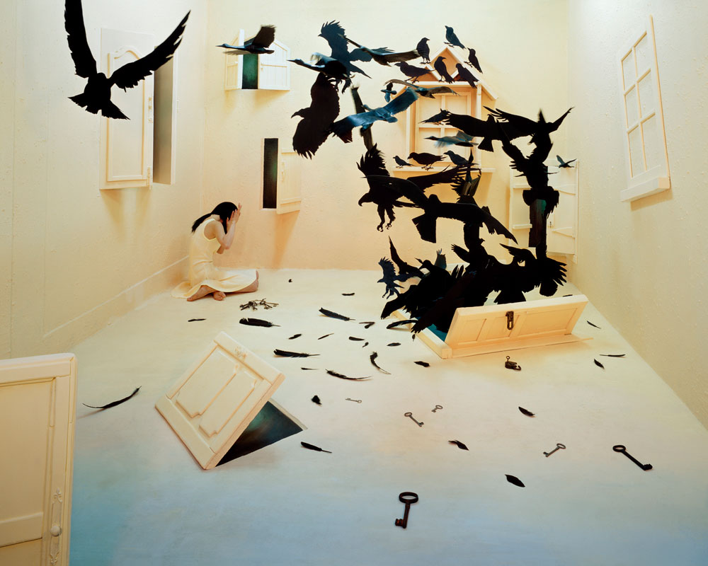 Black Birds © Jee Young Lee