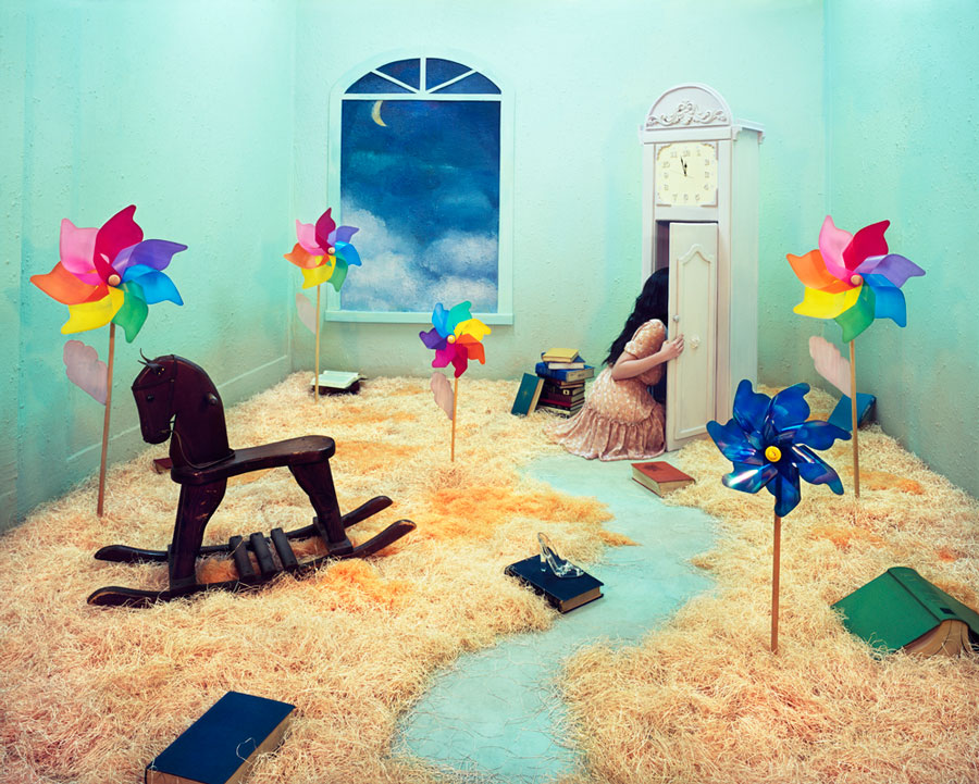 Childhood © Jee Young Lee