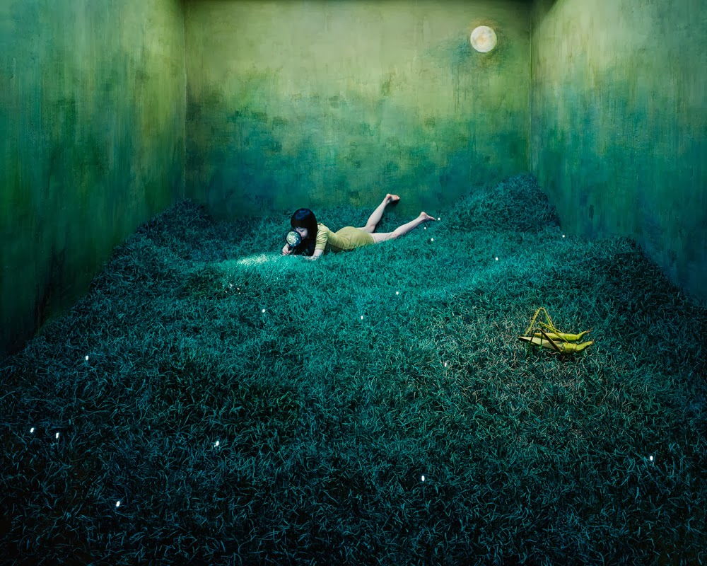 """Treasure Hunt"" © Jee Young Lee"