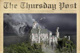 Ma che bel castello! La Thursday Post di Giugno.