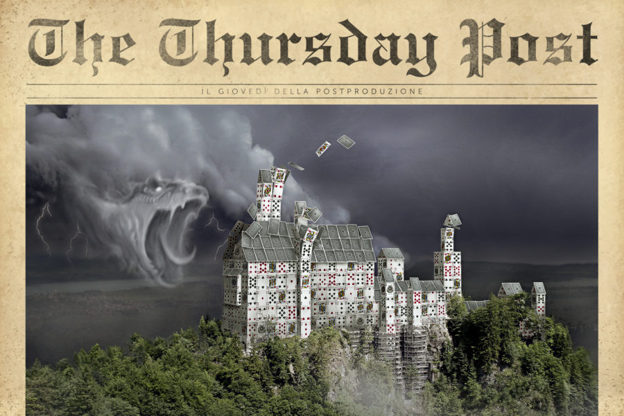 Ma che bel castello! La Thursday Post di Giugno.
