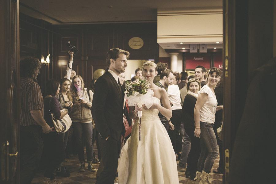 Il matrimonio esclusivo di FotografiaProfessionale: w gli sposi!