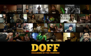 "DOFF, ""Dreaming of Foo Fighters"""