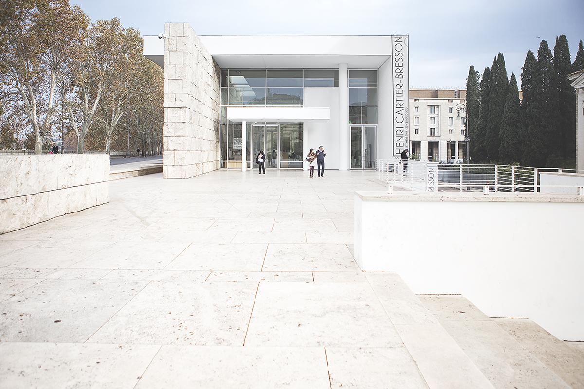 Ho visitato la mostra su Cartier Bresson a Roma, e…