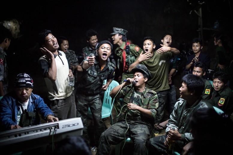 Soldati dell'EIK © Julius Schrank