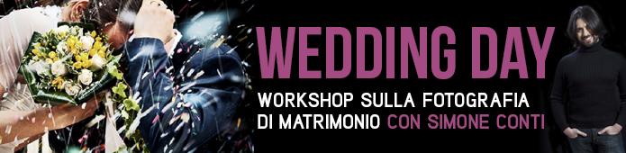 "Workshop ""Wedding Day"""
