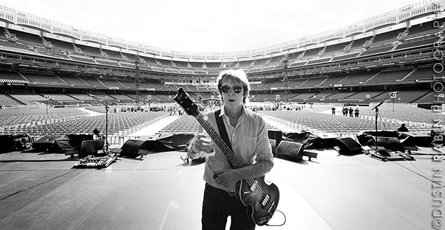 Paul McCartney © Dustin Rabin