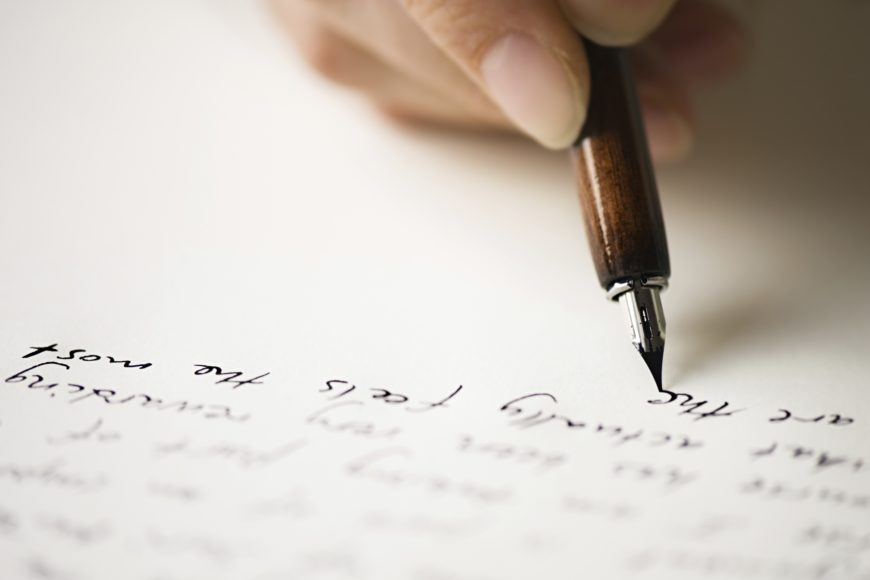 Lettera ad un vecchio amico, nel giorno della sua festa.