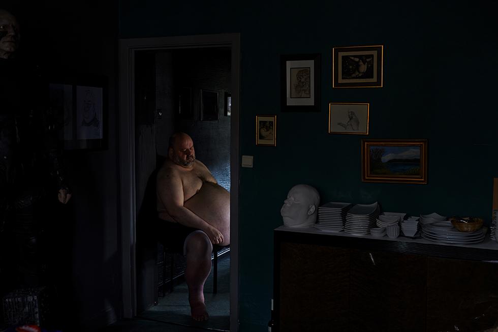 """""""La Ville Noire - The Dark Heart of Europe"""" -  2014 © Giovanni Troilo"""