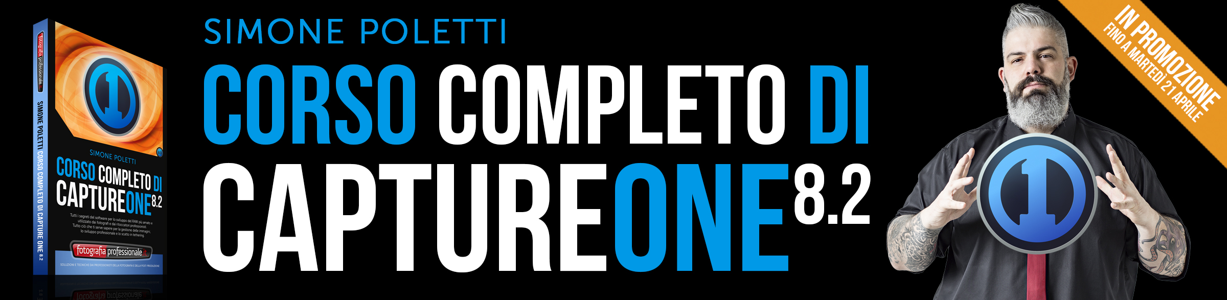 Corso Completo di Capture One 8.2