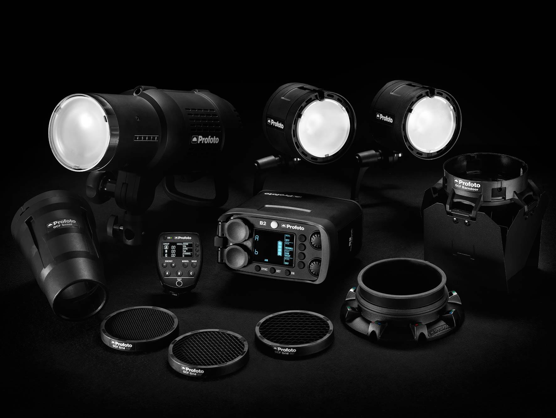 Profoto - Off-Camera & On-Camera Flash System