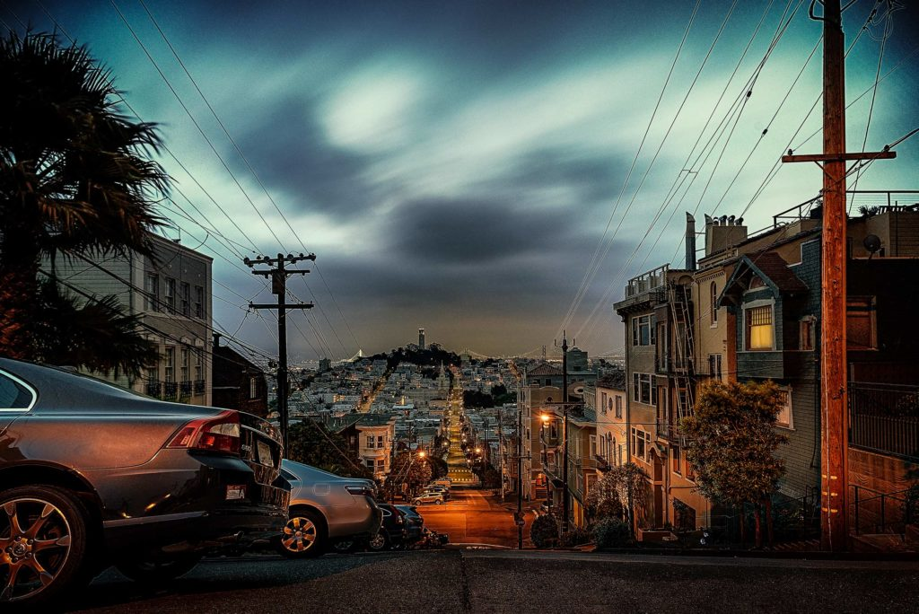 1160 Filbert Street - San Francisco
