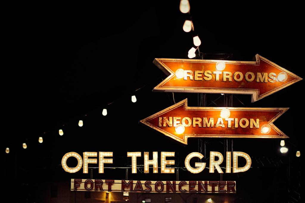 Off The Grid - Street Food