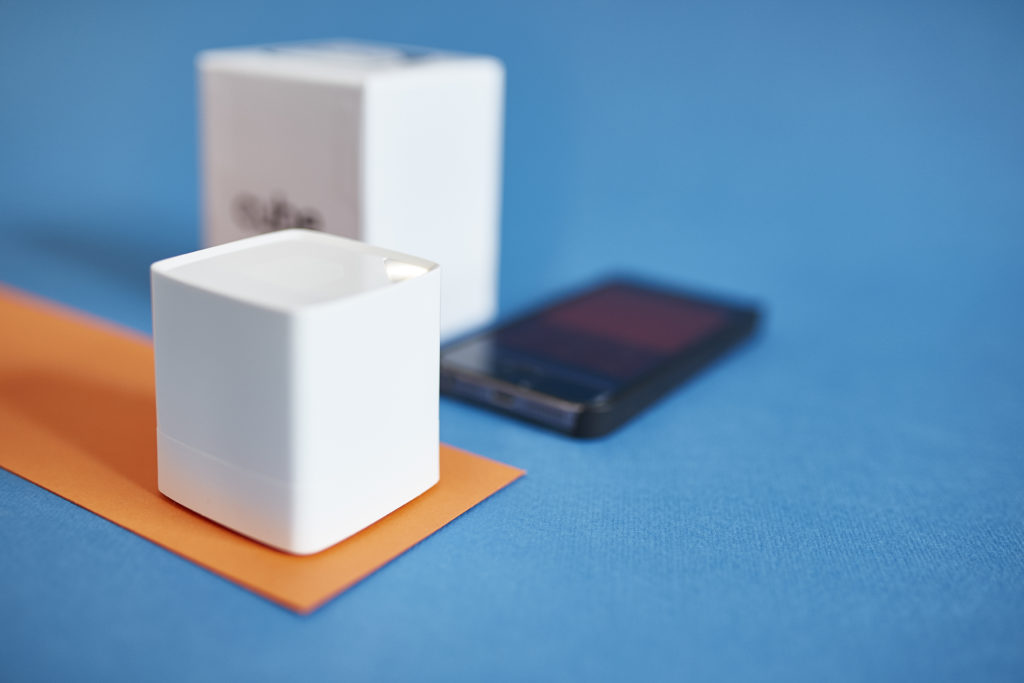 Ecco il piccolo Cube