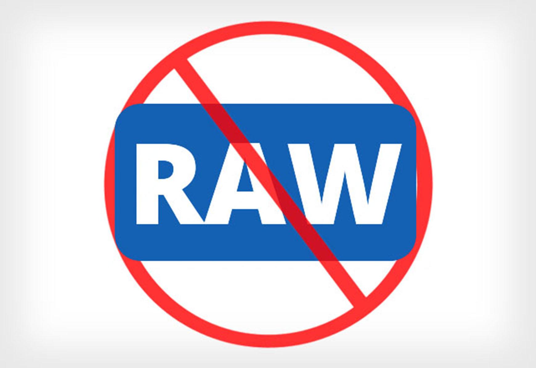 Basta RAW! Reuters dixit