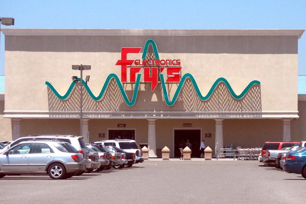 Fry's Electronics - Sunnyvale
