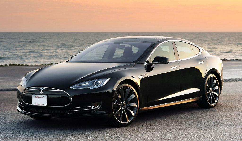 Tesla - Model S - P85D