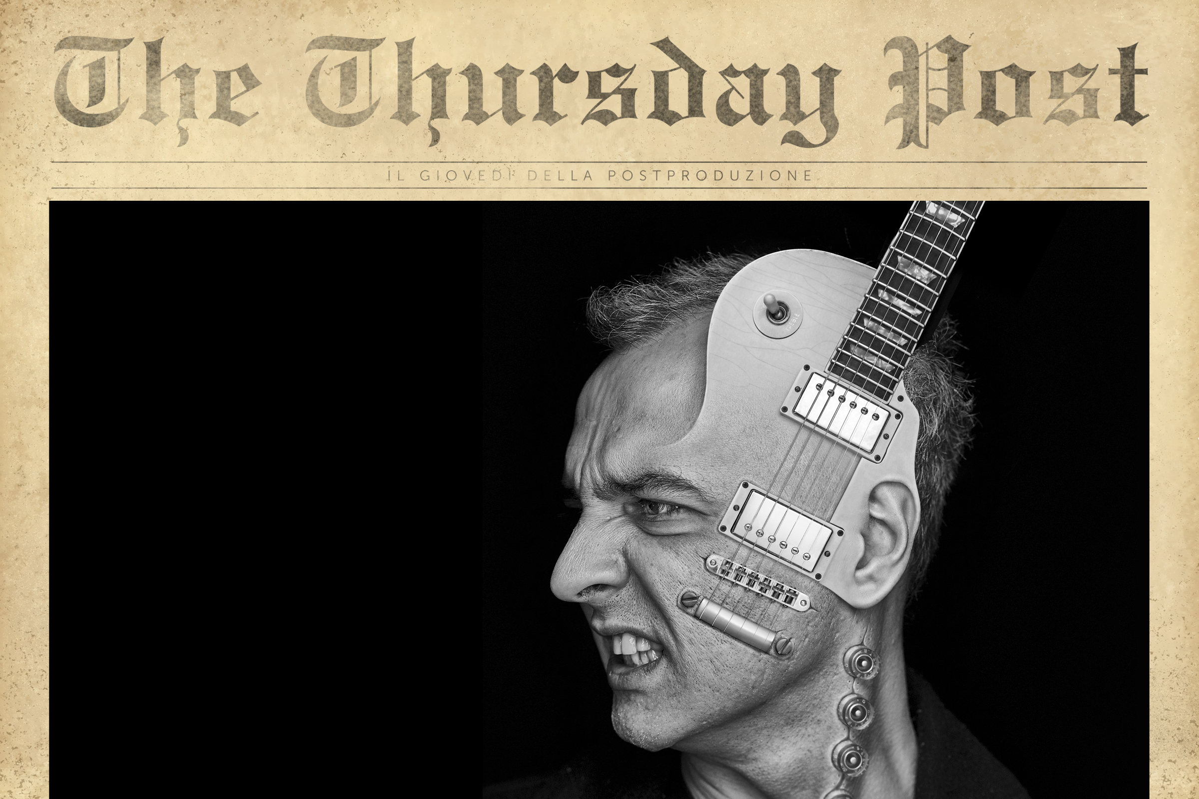 Thursday Post: GuitarPlaying