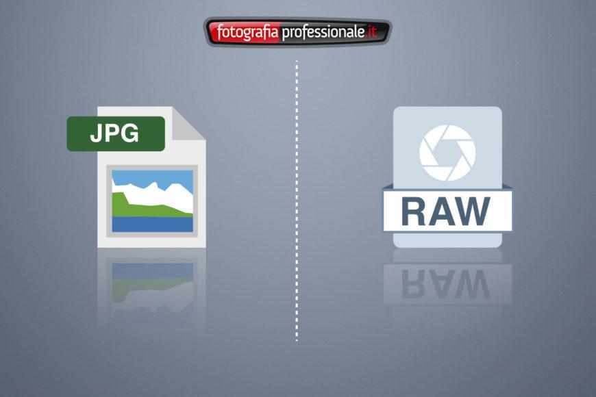 RAW vs JPEG: La guerra dei bit! Quale scegliere?