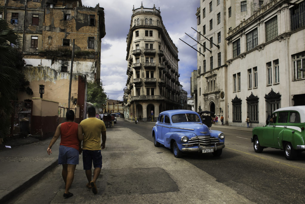 Cuba, 2014 (©Steve McCurry - Magnum Photo)