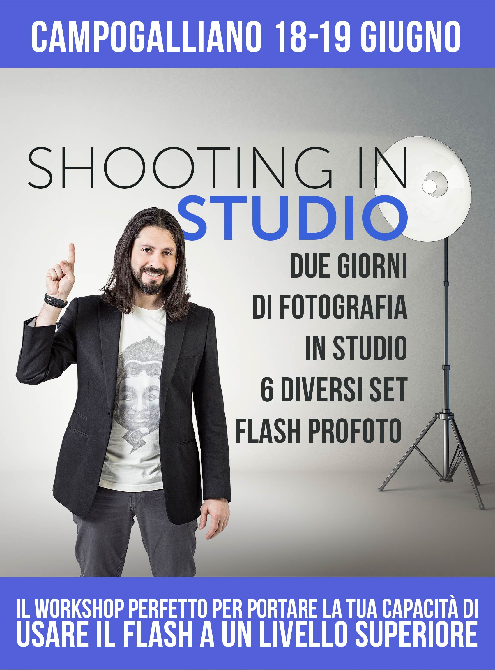 Workshop Shooting in Studio