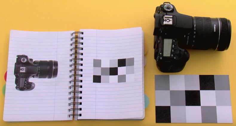 Riconoscere la macchina fotografica che ha scattato una foto sarà presto possibile