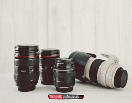 Cosa significano le sigle sugli obiettivi? (1/2): Canon e Nikon