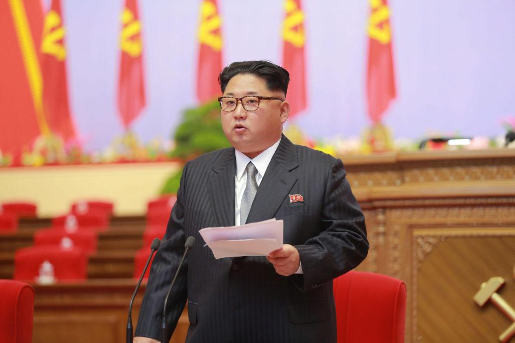Kim Jong Un (fonte: Velvetmag.it)