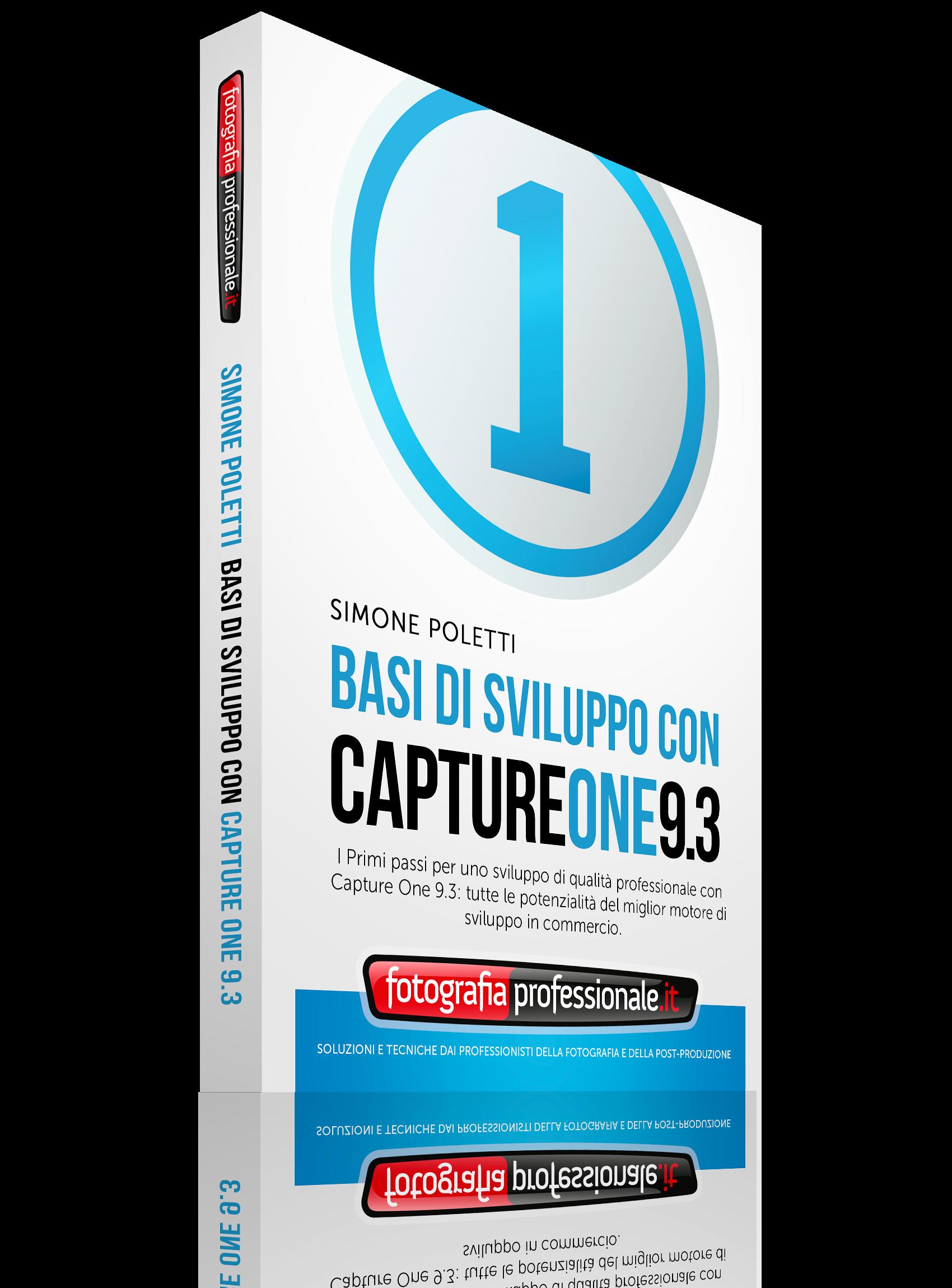 Basi di Sviluppo con Capture One 9.3 e 10