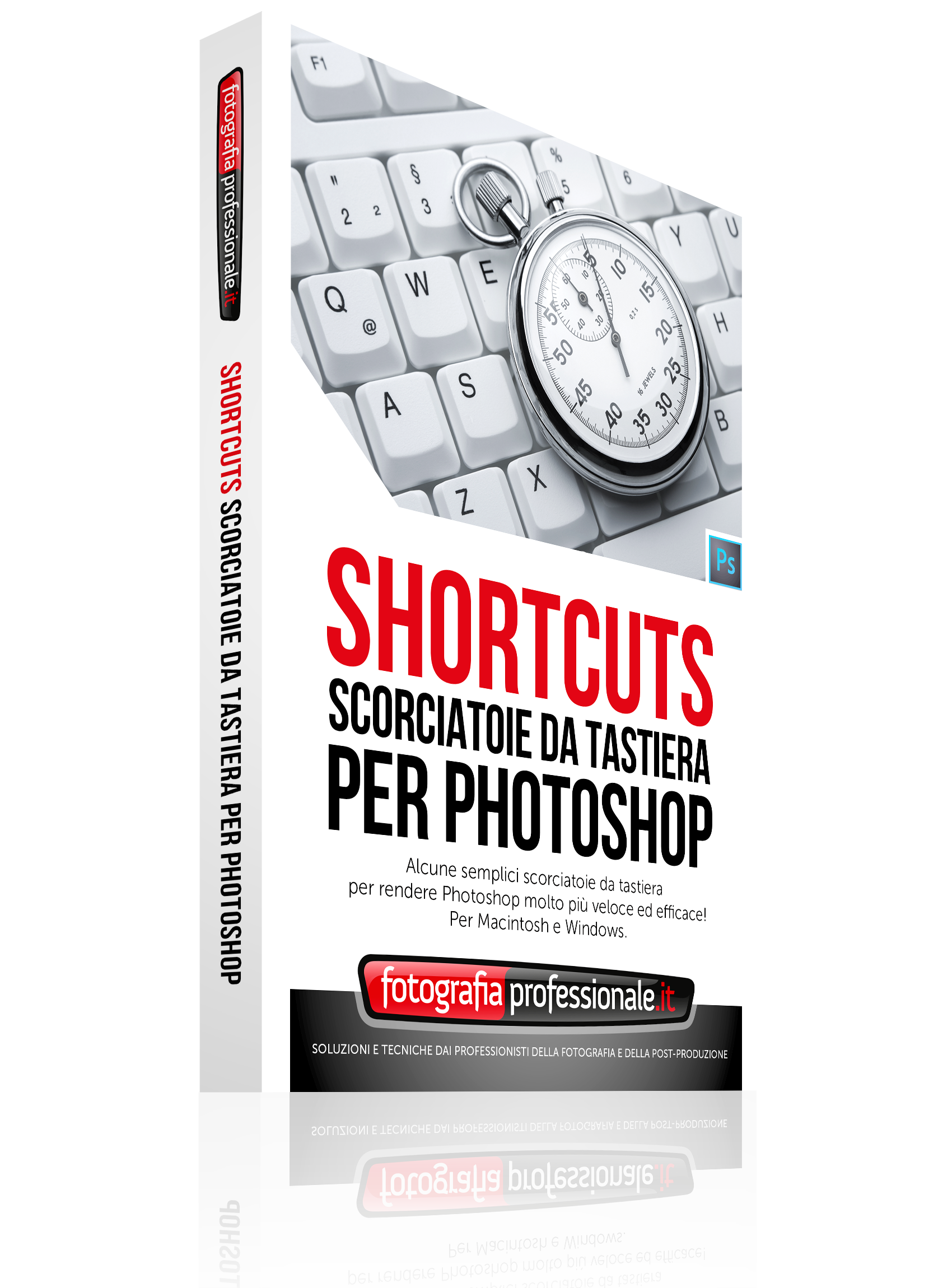 Shortcut - Scorciatoie da Tastiera per Photoshop