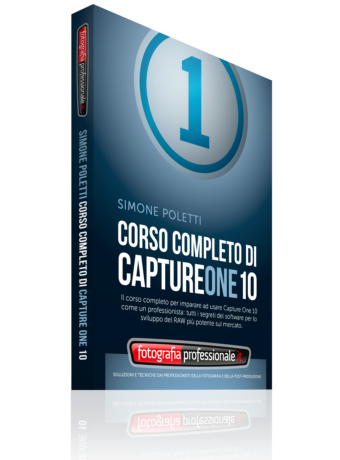 """""""Corso Completo di Capture One 10"""" con Simone Poletti - FotografiaProfessionale.it"""