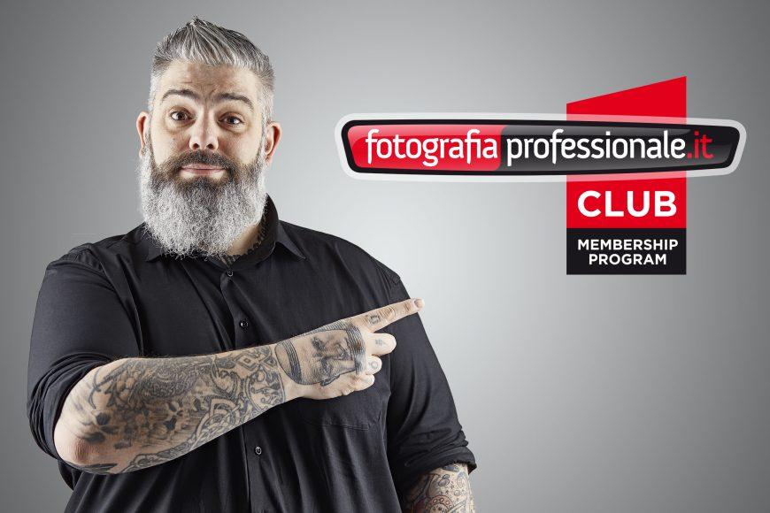 Ragazzi della curva, entrate nel Club!