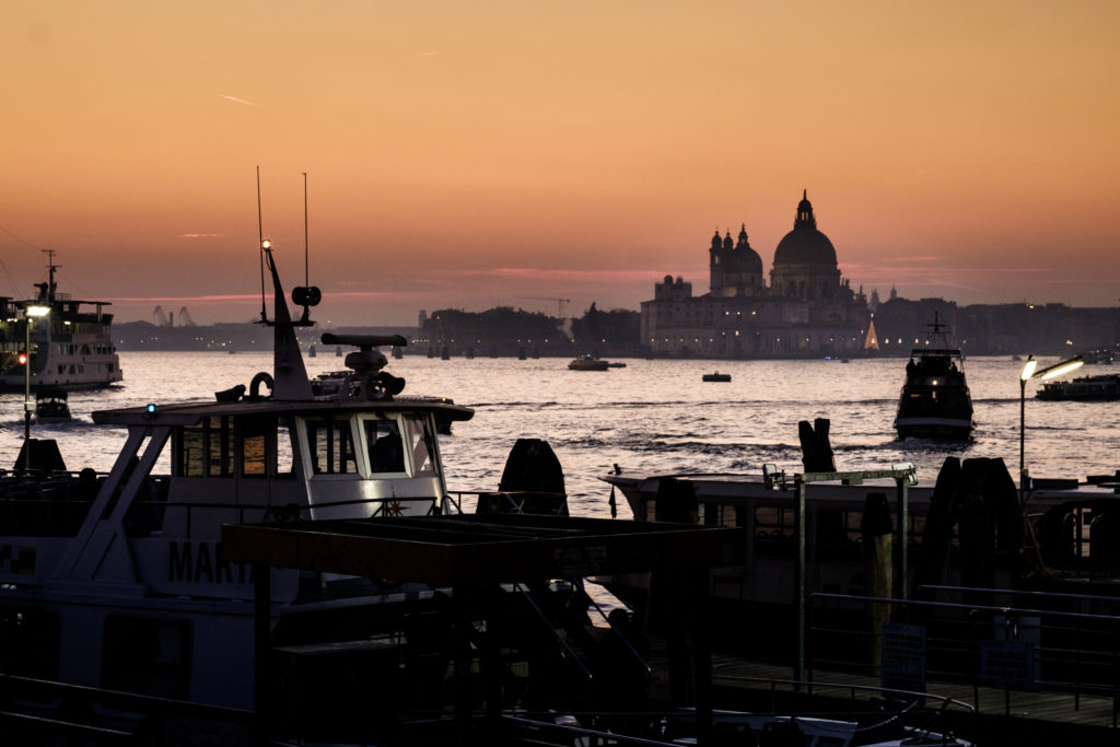 Fuji X-Pro2 - Venezia al tramonto