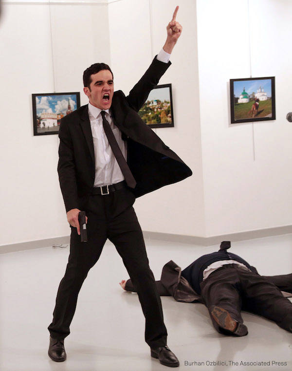 World Press Photo of the Year © Burhan Ozbilici