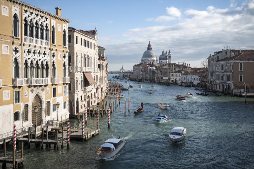 Fuji X-T2 - Venezia - Canal Grande