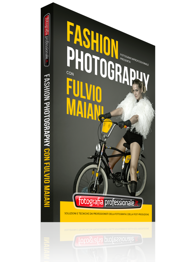 "Video-corso ""Fashion Photography con Fulvio Maiani"" di FotografiaProfessionale.it"