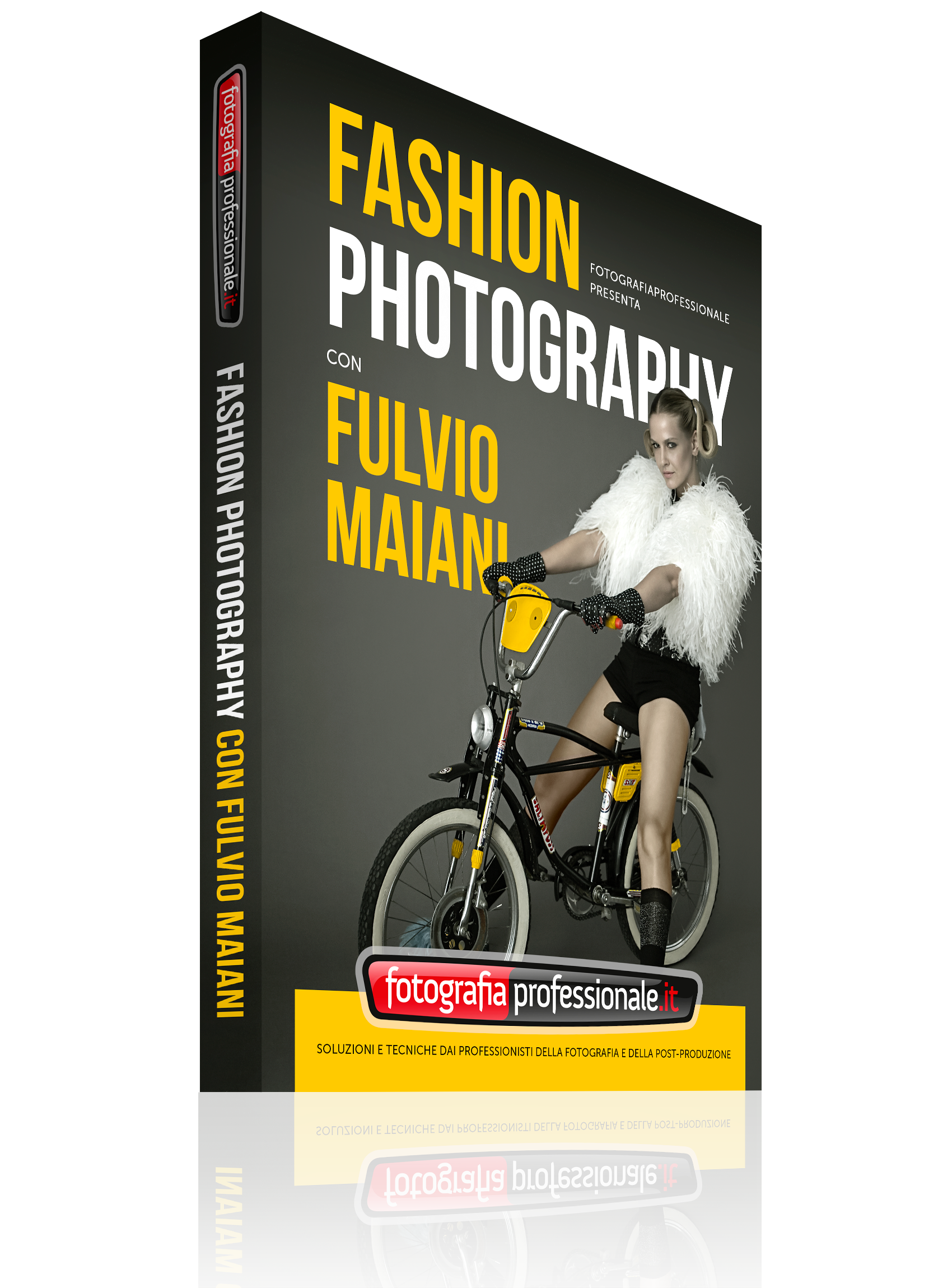 Fashion Photography con Fulvio Maiani