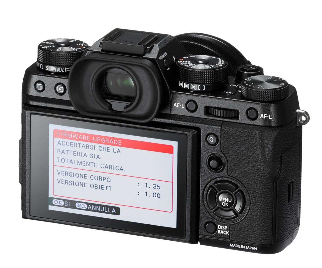 FujiFilm X-T2 - Firmware v1.35