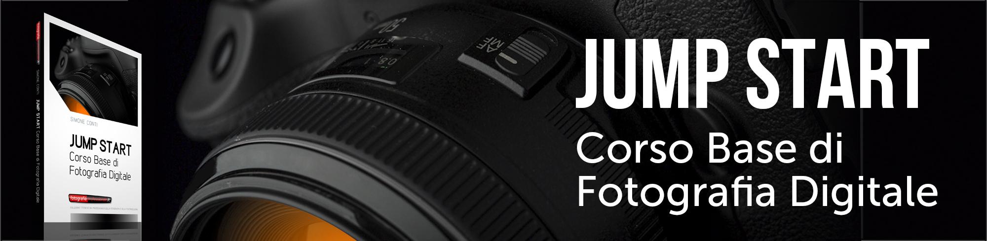 """Jump Start"" - Video-corso di Fotografia Digitale Base di FotografiaProfessionale.it"